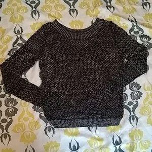 NWOT Gianni Bini Woven Sweater